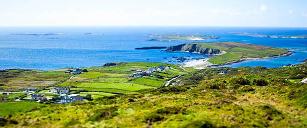 Ireland, Landscape stock photo