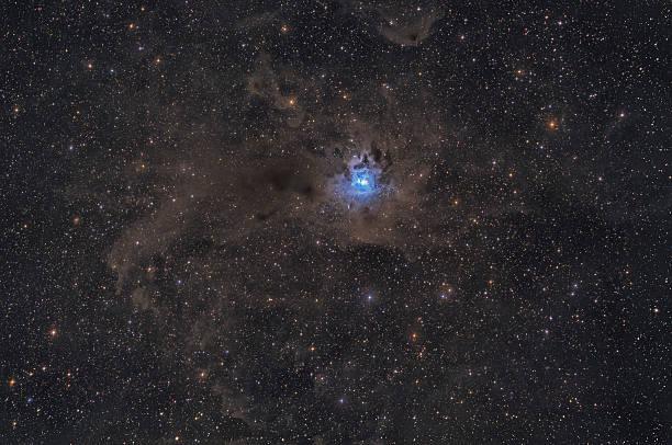 Iris-Nebel – Foto