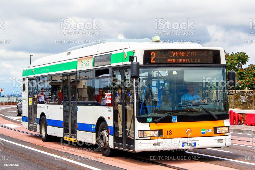 Irisbus CityClass - foto stock