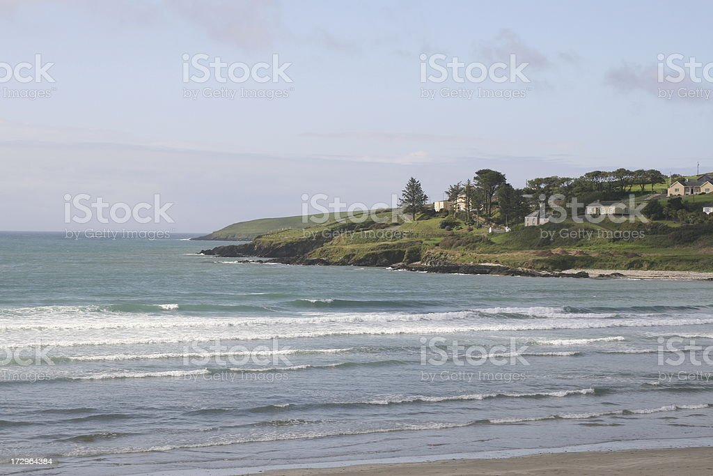 Irish Beach, Invhydoney, Clonakilty, County Cork stock photo