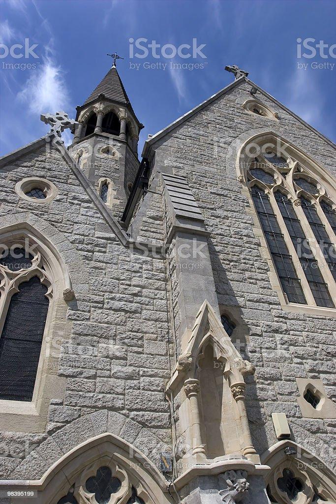 Irish Church royalty-free stock photo