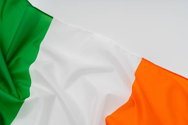 Irische Flagge  – Foto