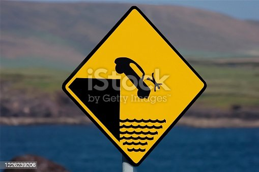 Not much else to say, no language barrier here, This sign is on the Dingle Peninsula in western Ireland