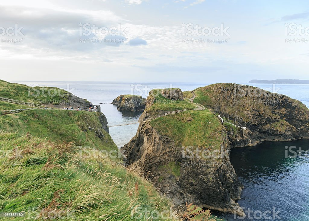 Irish Landscape. stock photo