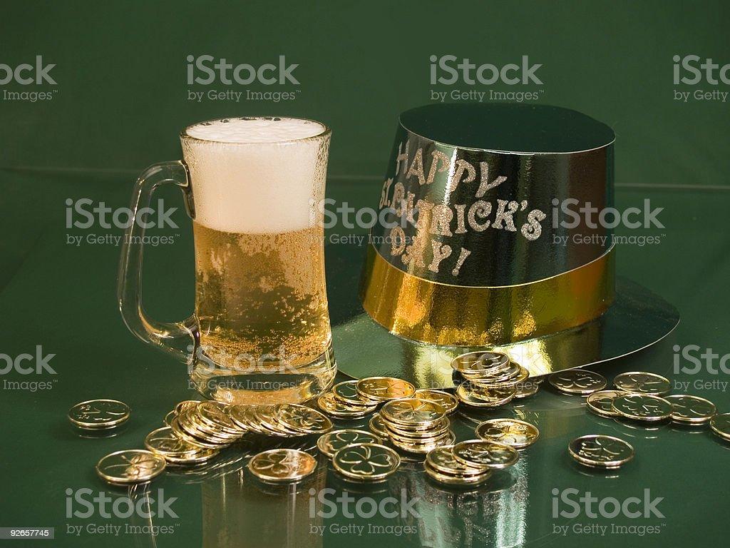 Irish Luck royalty-free stock photo