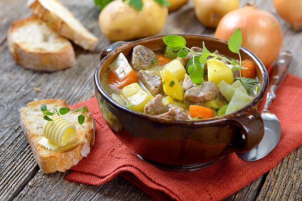 Irish stew – Foto