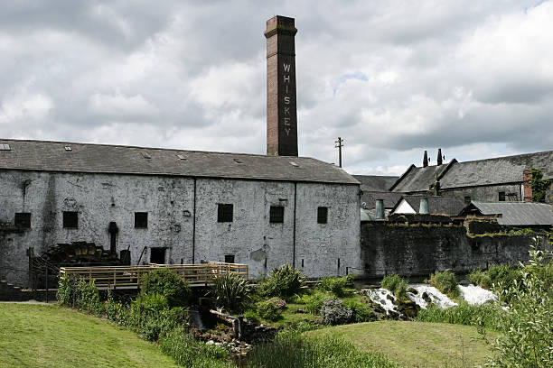 Irish Whiskey Distillery – Foto