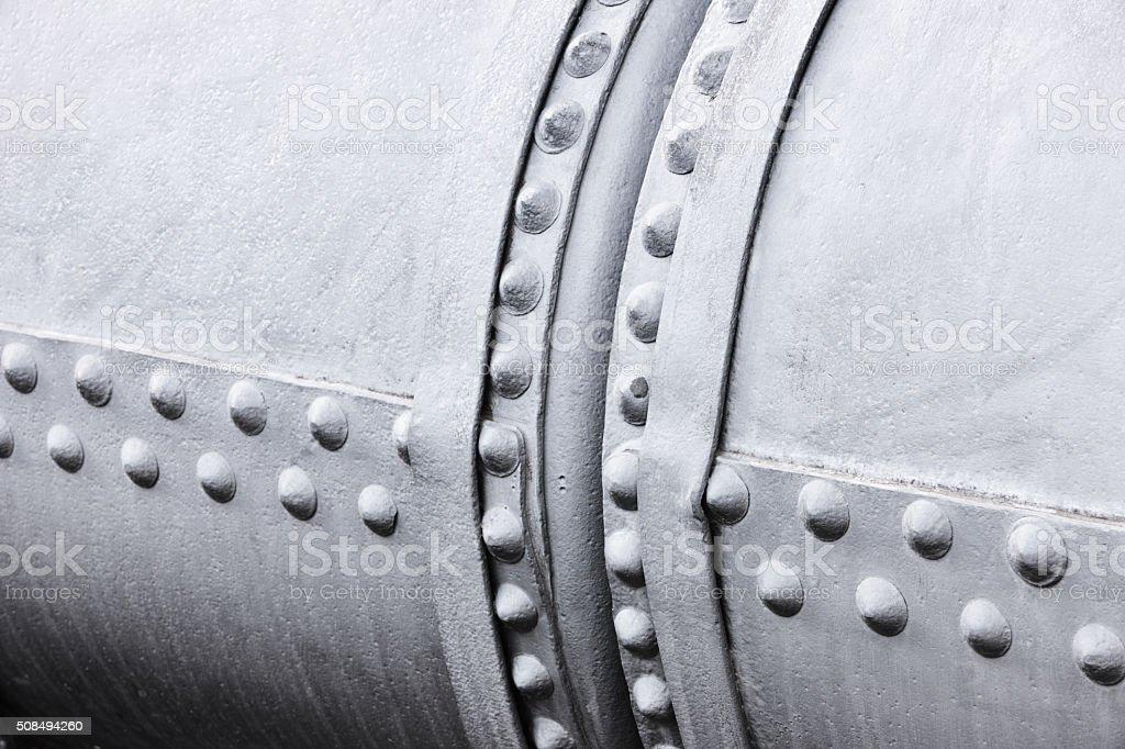 Eisen Kessel Ausstattung Stahl Nieten Stock-Fotografie und mehr ...
