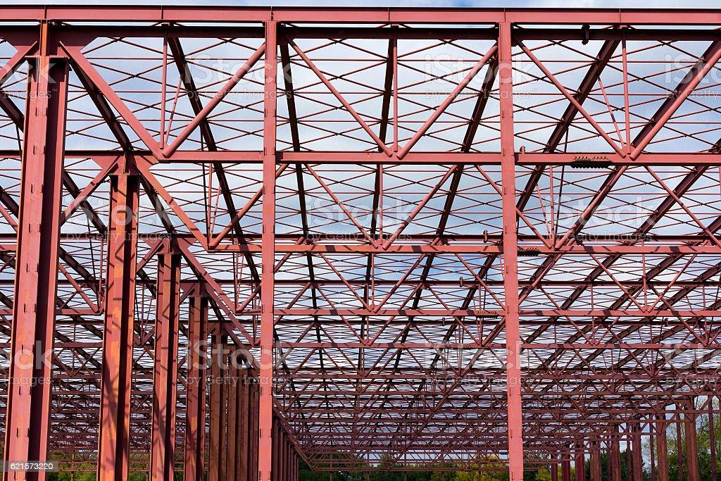 Fer de construction photo libre de droits