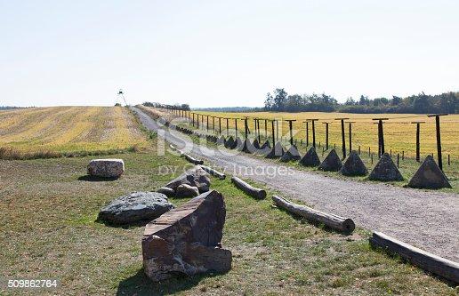 istock Iron Curtain 509862764