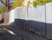 istock iron fence 179116179