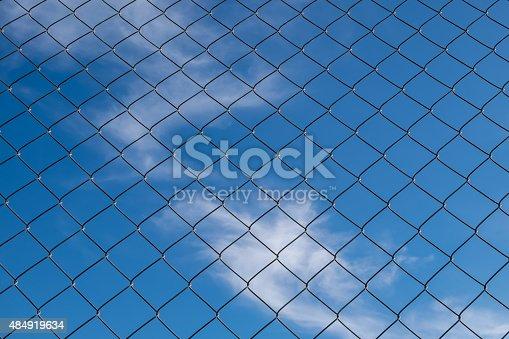 istock iron fence 484919634