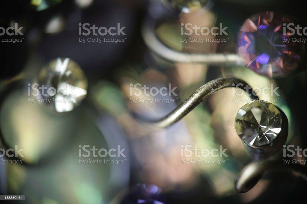 Iron flower royalty-free stock photo