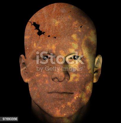 istock iron man 97690356