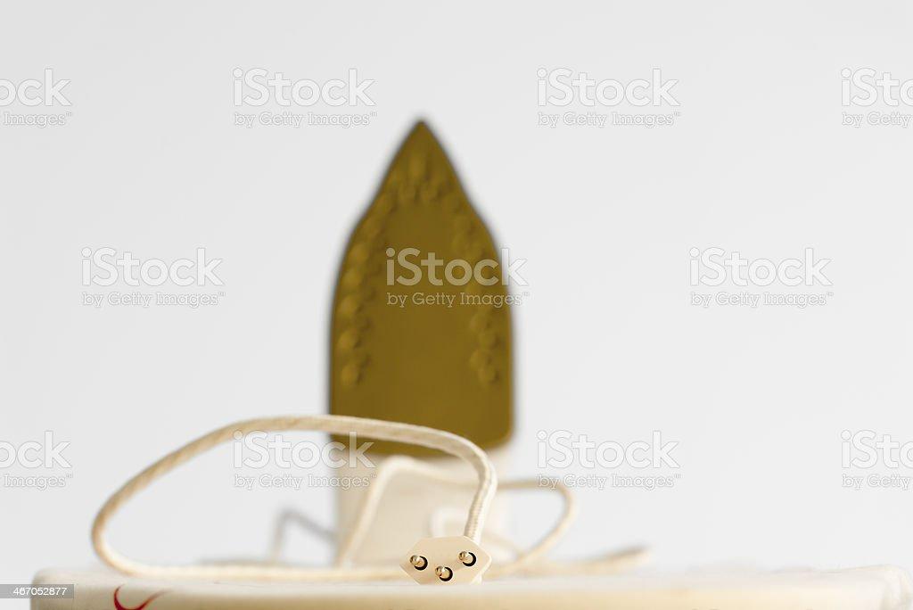 Iron royalty-free stock photo