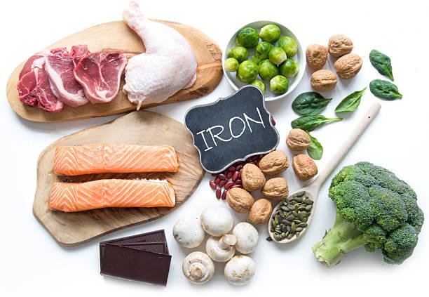 iron rich foods - 鐵 個照片及圖片檔