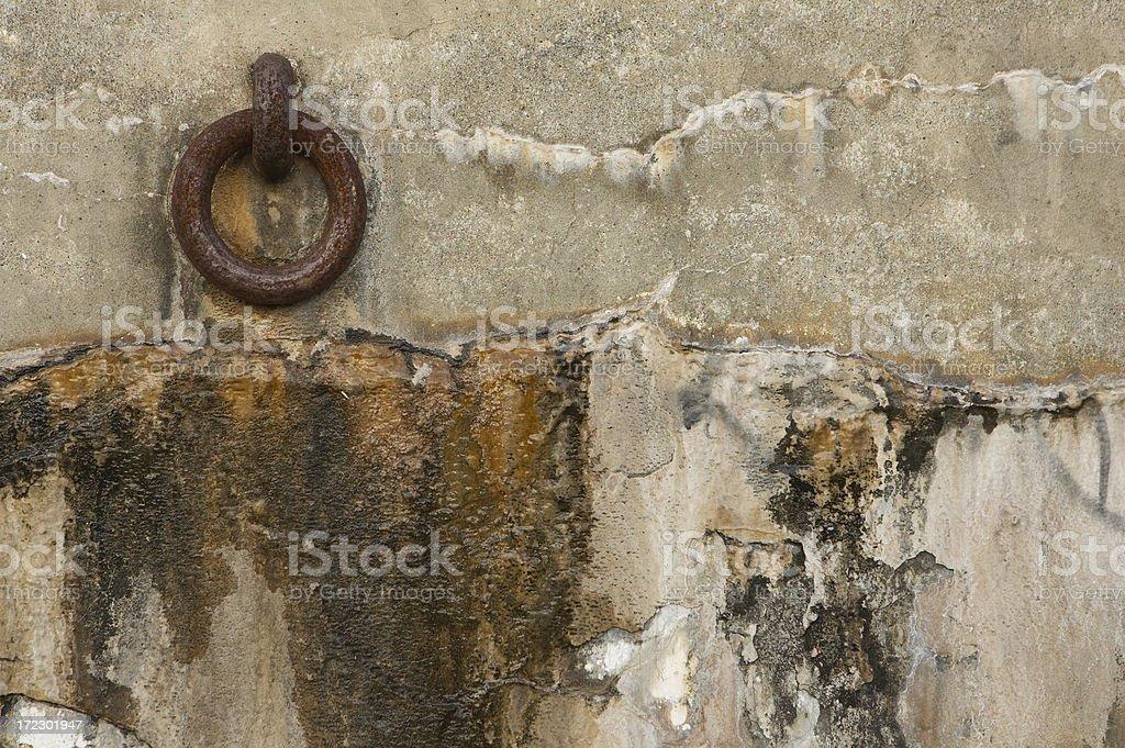 iron ring stock photo