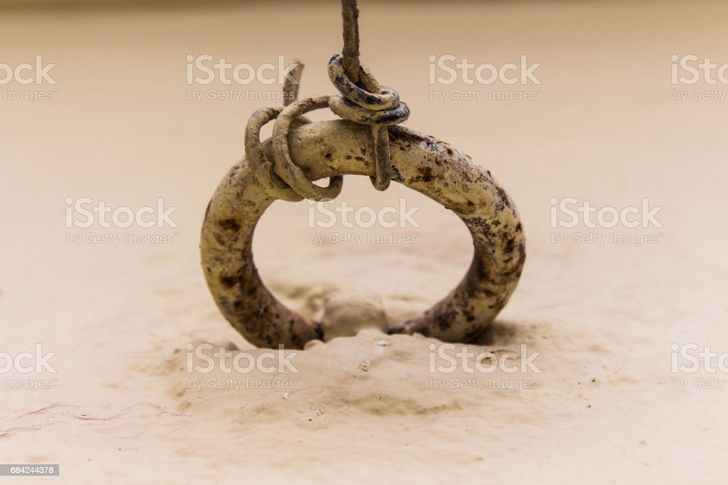 iron ring royalty-free stock photo