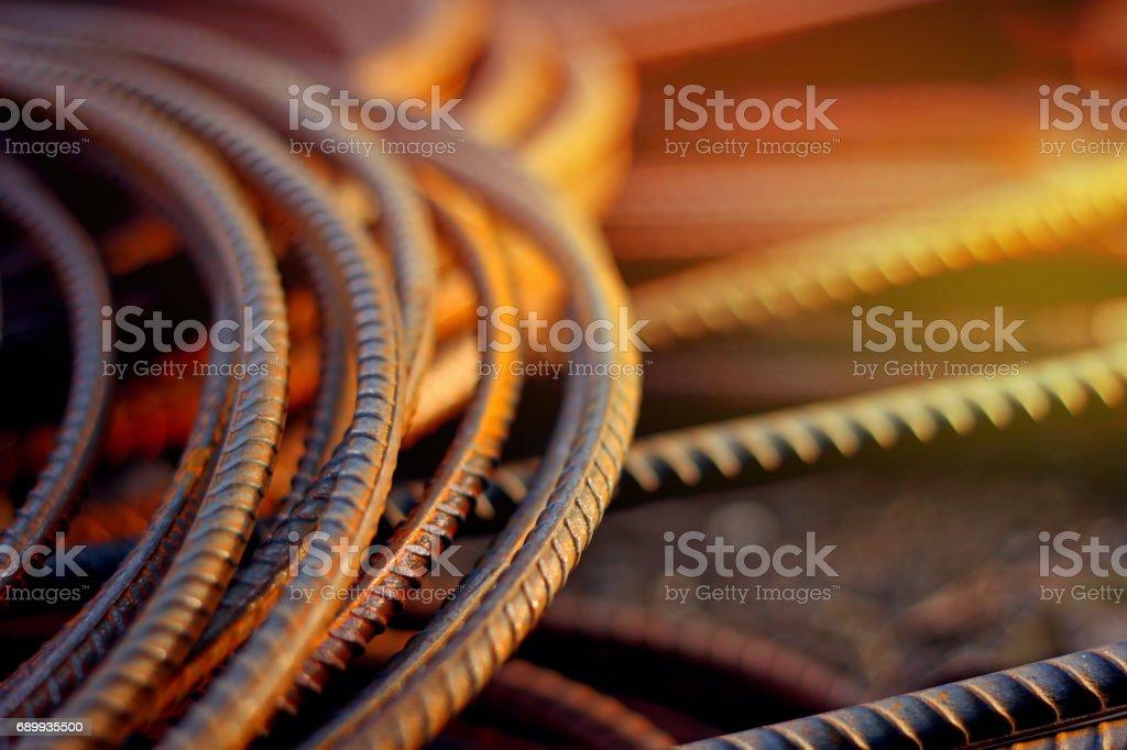 iron rod - Photo