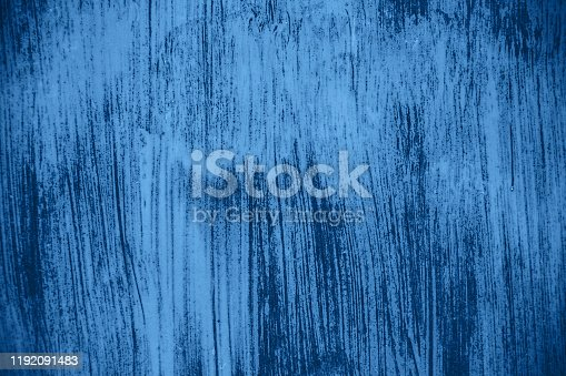 istock Iron surface with old paint 1192091483