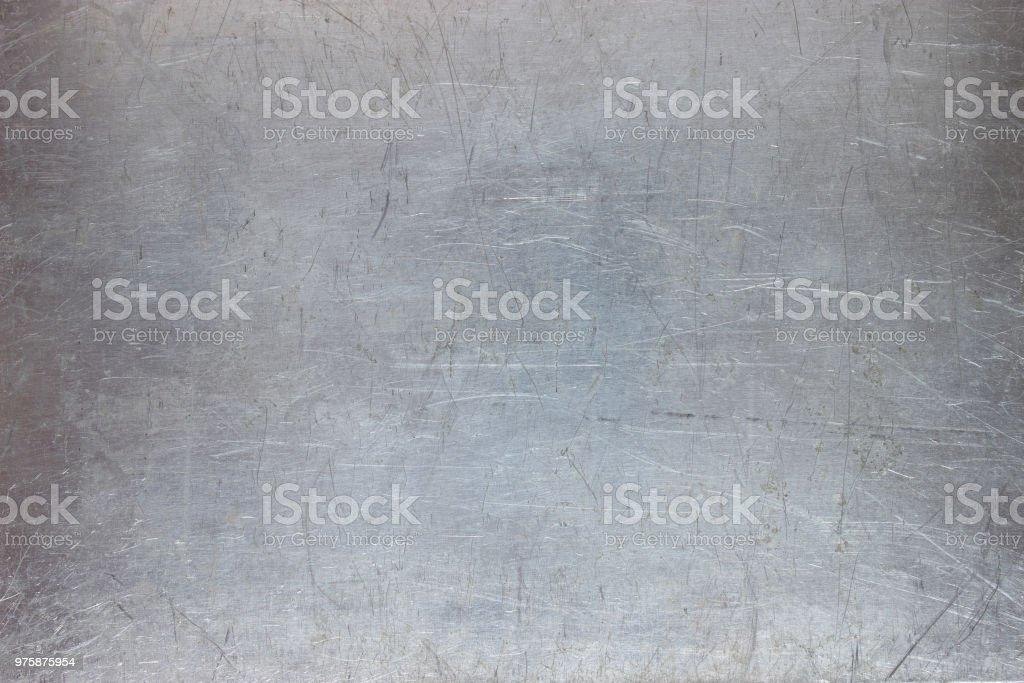 ijzer bitmappatroon, patroon van de metalen plaat met kale - Royalty-free Achtergrond - Thema Stockfoto