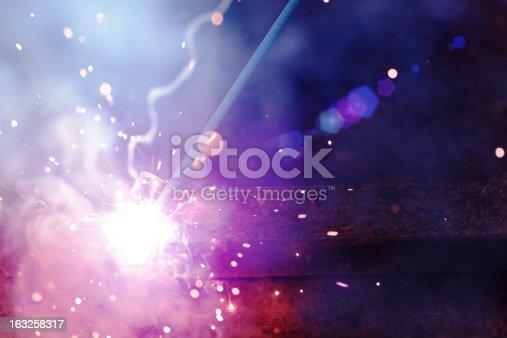 Iron welding