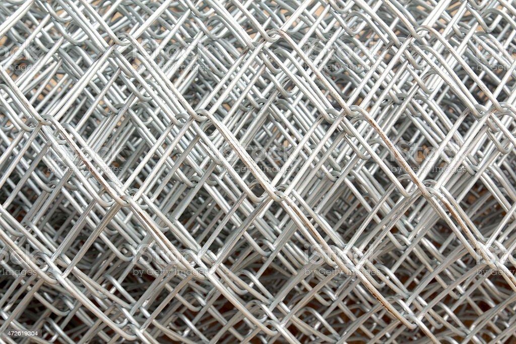 Iron Draht Zaun Textur Stock Fotografie Und Mehr Bilder Von 2015