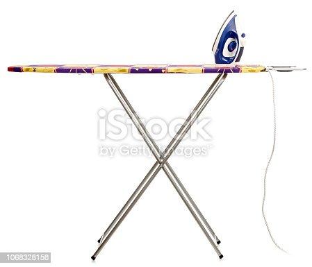 istock ironing board iron 1068328158