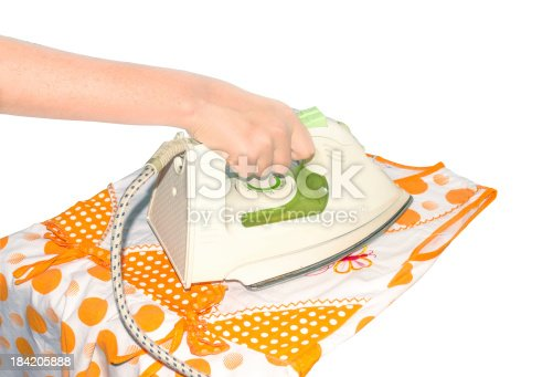 524159504 istock photo Ironing Clothes 184205888