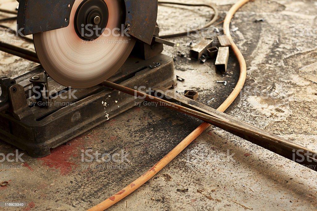 Ironsmith royalty-free stock photo