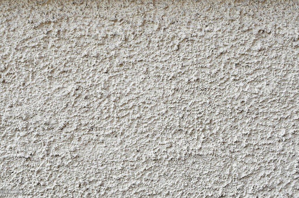 Irregular and Ruined Grey Wall royalty-free stock photo