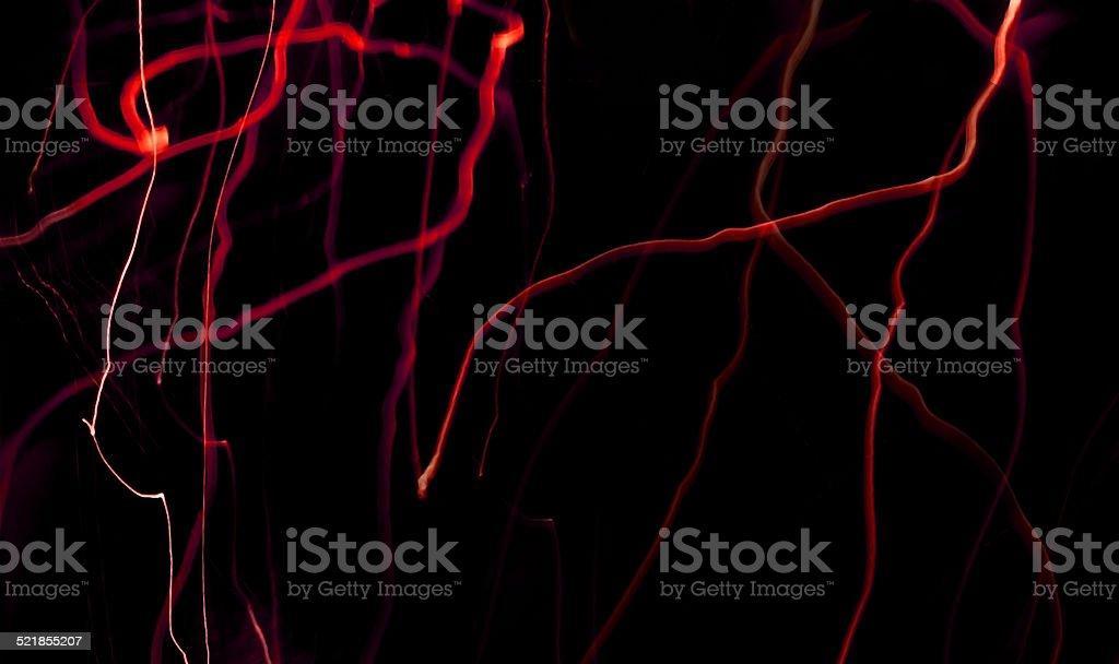 Irregular Lights Texture stock photo
