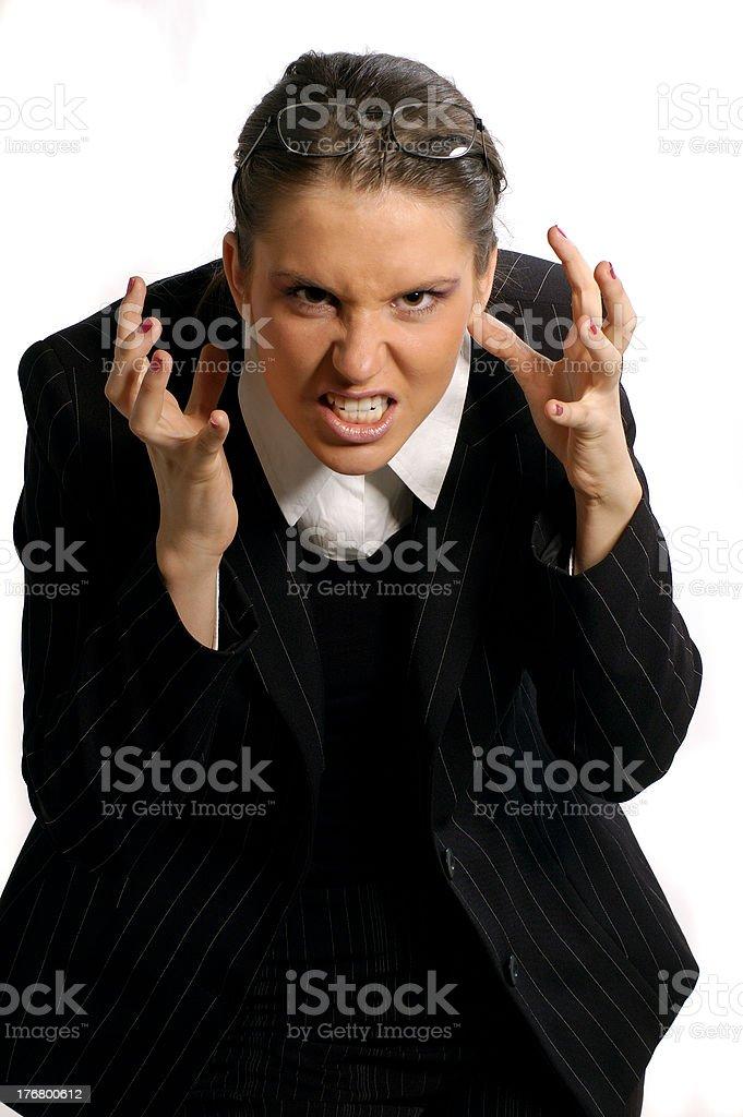 irritation stock photo