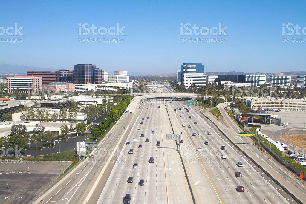 Irvine California stock photo