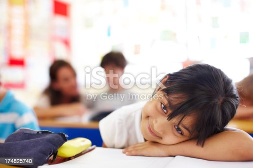 istock Is it breaktime yet? 174825740