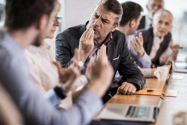 Is it possible that you can't understand the simple business plan? stock photo