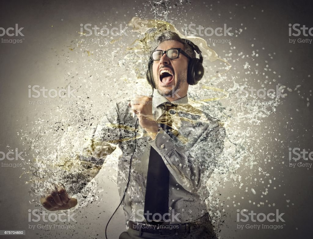 Is it the reality? stock photo