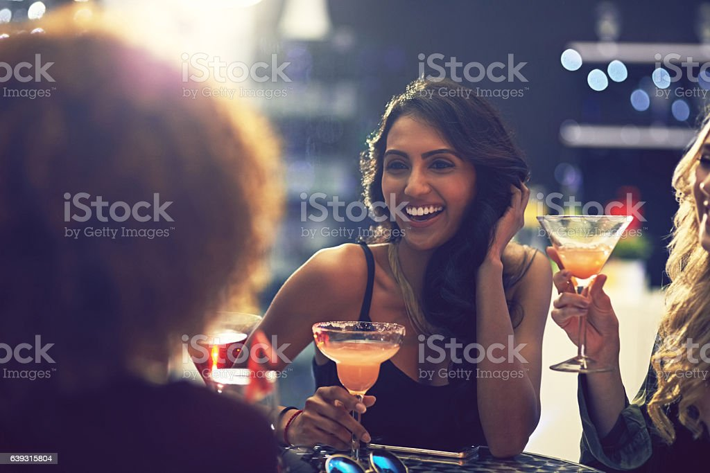 Is it time for another round yet? stock photo