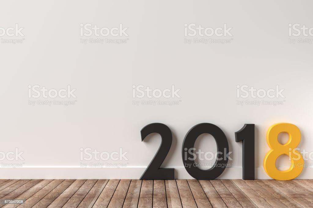 2018 ist gleich um die Ecke. – Foto