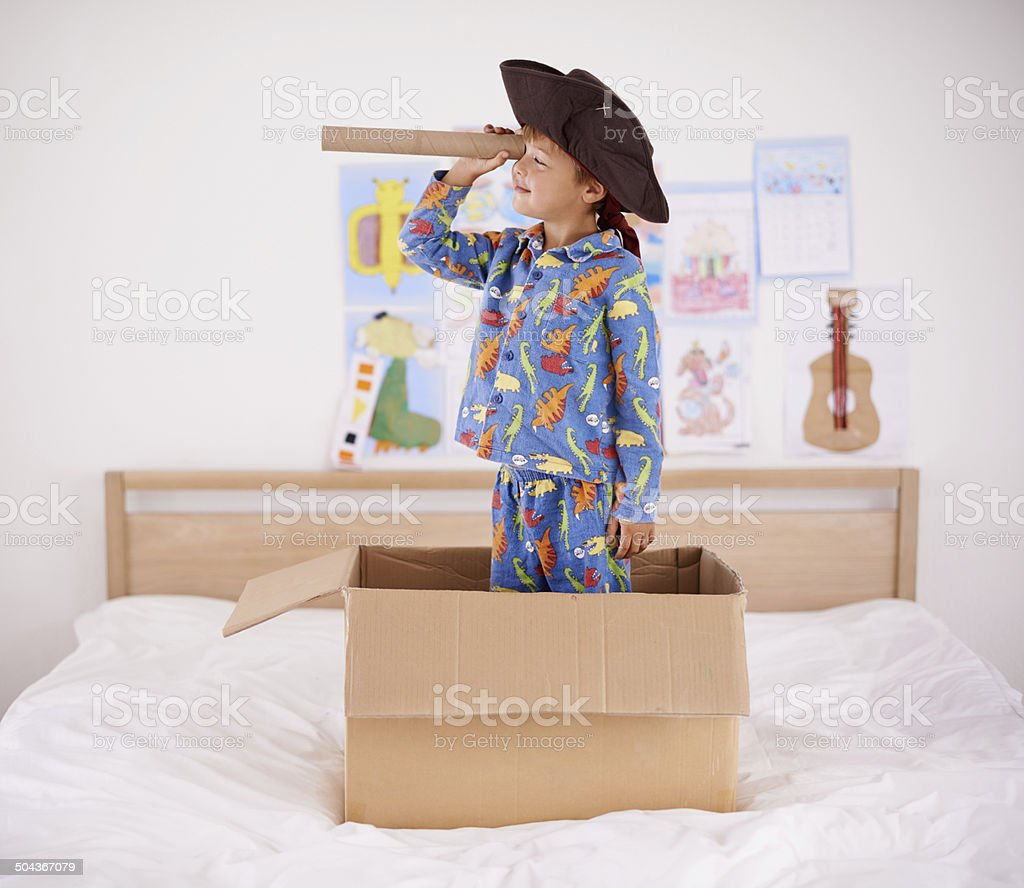 Is that a whale? stock photo