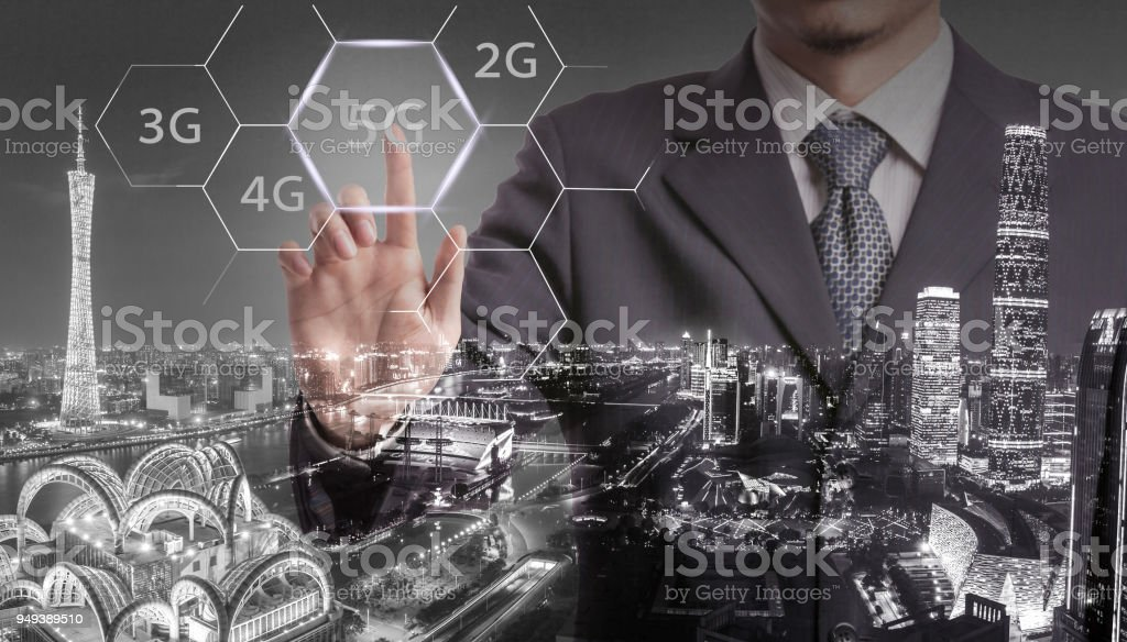 5g Is The Best Choice Stock Photo - Download Image Now - iStock