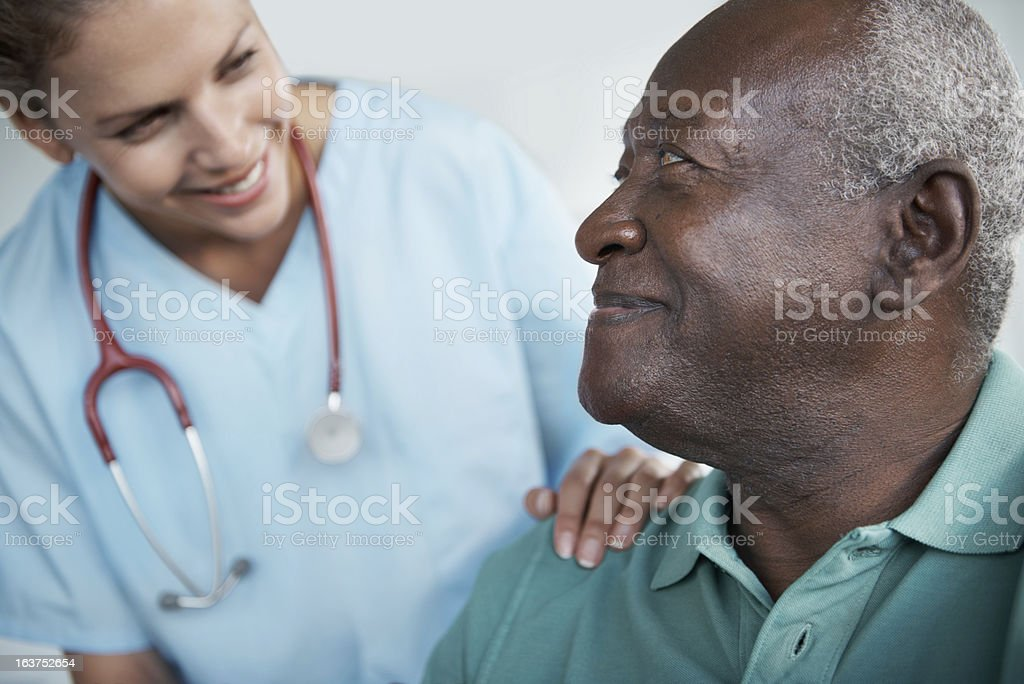 Is there anything you need, Sir? stock photo