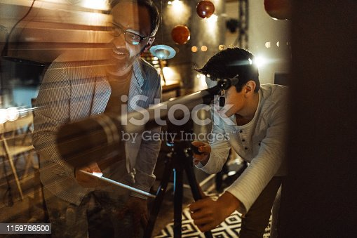 istock Is there life on other planets except on earth? 1159786500