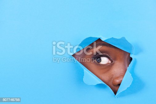 istock Is there something there? 507746755