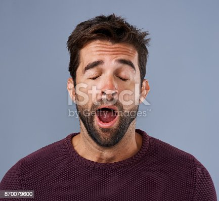 istock Is this day over yet? 870079600