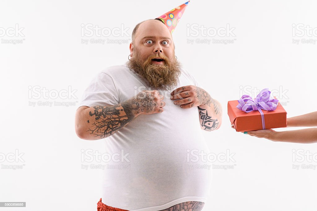 Is this present for me stock photo