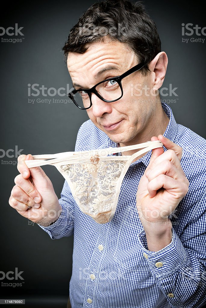 Is This The right Size? royalty-free stock photo