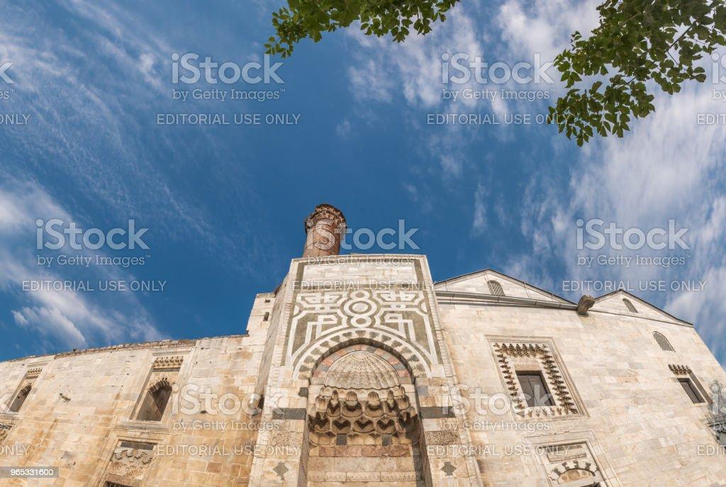 Isa Bey Mosque In Selcukizmirturkey - zdjęcia stockowe i więcej obrazów Antyczny