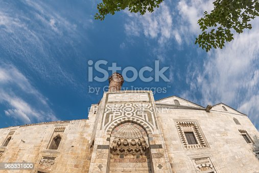 Isa Bey Mosque In Selcukizmirturkey Stock Photo & More Pictures of Ancient