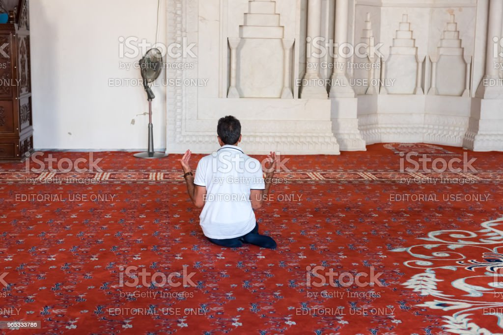 Isa Bey Mosque in Selcuk,Izmir,Turkey. zbiór zdjęć royalty-free